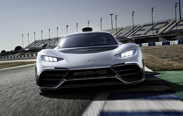 Mercedes-AMG unveils Project One hypercar, a 1000hp F1 car for the road