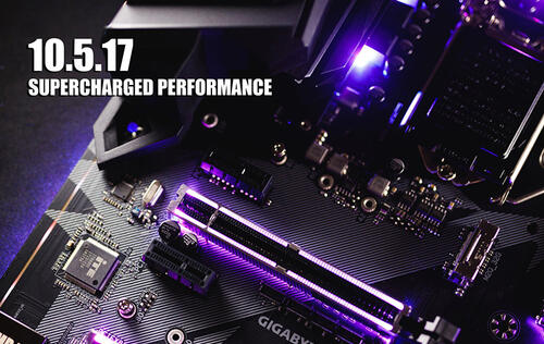 Gigabyte teases shot of what may be an Intel Z370 Aorus motherboard to be unveiled on 5 October