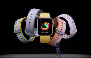 Apple just announced the Apple Watch Series 3, and yes, it will have cellular connectivity