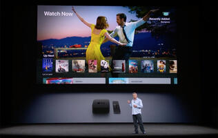 The 5th-gen Apple TV finally does 4K, and supports HDR10 and Dolby Vision