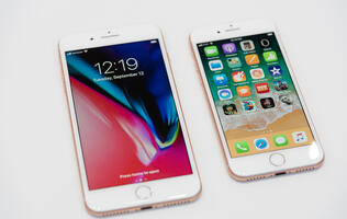In pictures: hands-on with the iPhone 8 and 8 Plus
