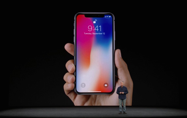 Why the iPhone X is called the iPhone X