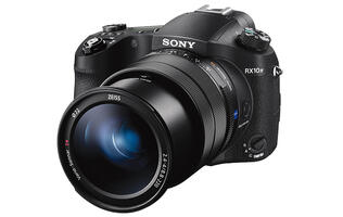 Sony's superzoom RX10 series gets faster with the RX10 IV