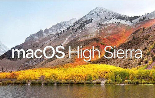 macOS High Sierra will be available on 25th September