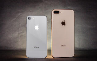 Apple iPhone 8 (64GB) review