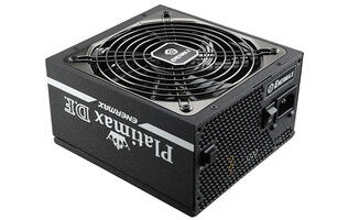 This Enermax 1,200W PSU is the same size as a regular 750W unit