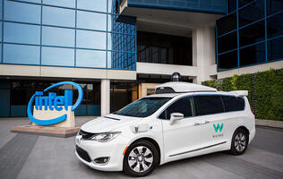 Intel is helping Waymo build fully autonomous self-driving cars