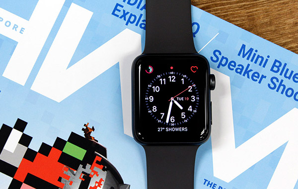 Apple Watch Series 3 (GPS) review: This needs cellular connectivity to stand out