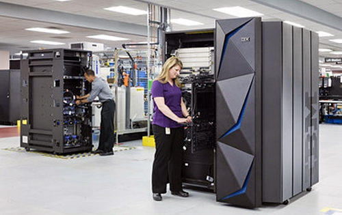 IBM has shipped its new IBM Z mainframe from its US factory