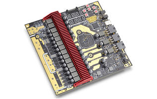 The EVGA EPOWER V standalone VRM board can provide extra power to your GPU and motherboard