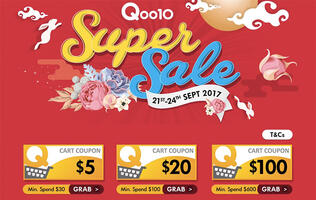 Deal Alert: 6 deals to snag during this Qoo10 Super Sale