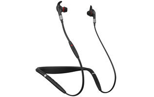 The new Jabra Evolve 75e brings ANC around-the-neck earbuds to the workplace