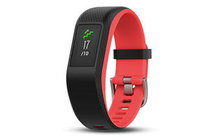 Garmin introduces new vivosport GPS-enabled and heart rate monitoring activity tracker