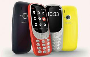 Nokia's classic 3310 now comes with a 3G connection