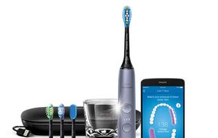 Philips launches Sonicare DiamondClean Smart, its latest Sonicare toothbrush with Bluetooth connectivity