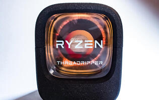 AMD's X399 chipset now supports bootable NVMe RAID arrays direct from the Threadripper CPU