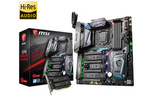 MSI launches 13 new Intel Z370 motherboards, including the flagship Z370 Godlike Gaming