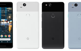 These are the best Google Pixel 2 and Pixel 2 XL photo leaks thus far