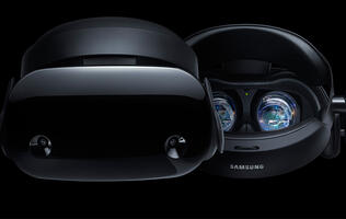 Samsung's HMD Odyssey Windows Mixed Reality headset may be the one to beat