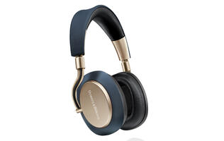 Bowers & Wilkins launches their first wireless, noise-canceling smart headphones
