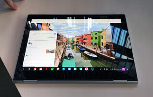 First looks at the Google Pixelbook