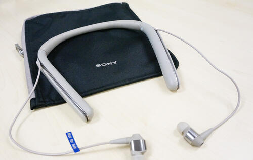 Sony WI-1000X wireless noise-canceling headphones review: Radical new form, same great sound