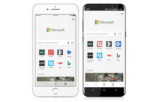 Microsoft Edge coming to iOS and Android (Update: Preview now on Google Play Store)