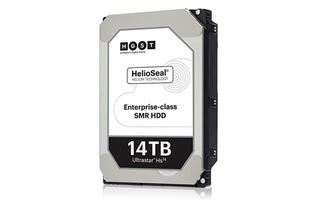 WD releases world's first 14TB drive, but you can't buy it