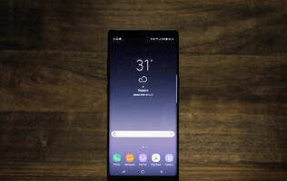 The Galaxy Note 9 might have something that the iPhone X doesn't