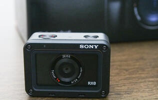 In pictures: The latest additions to the Sony RX family - the RX0 and the RX10 IV