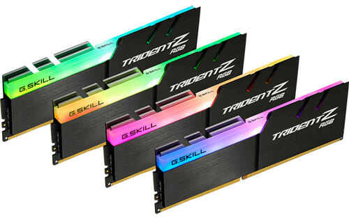 G.Skill launches super-fast 32GB DDR4 4,266MHz Trident Z RGB memory kit for Intel's Coffee Lake