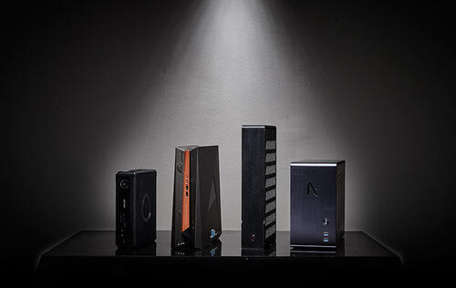 Small form factor gaming desktop shootout: Punching above their weight