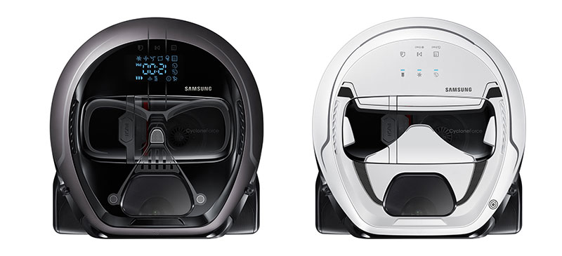 Gear this week: Star Wars robot vacuums, a Walkman for audiophiles, and more