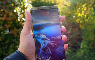Hands-on: Huawei Mate 10 Pro