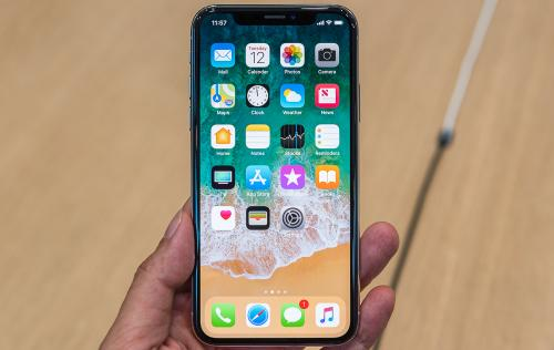 2 to 3 million iPhone X units to be available at launch, supply to pick up in Nov