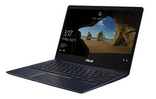 The ASUS ZenBook 13 UX331 is a powerful and affordable ultrabook with discrete graphics