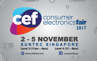 Trade-ins, sure-win lucky dip, free gift redemptions and more to look out for at CEF 2017