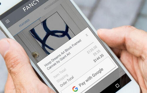 'Pay with Google' takes the typing hassle out of online transactions