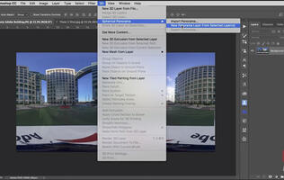 Now you can Photoshop your 360 images