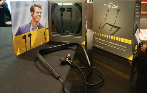 In pictures: The new Jabra Elite 25e and the upgraded Jabra Elite Sport