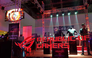 In Pictures: ROG Masters APAC Qualifiers Tech Showcase