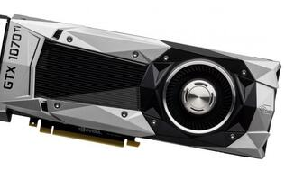 NVIDIA's GeForce GTX 1070 Ti arrives to take on the AMD Radeon RX Vega 56