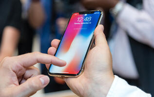 "Demand for iPhone X is ""off the charts"" despite the exorbitant price tag"