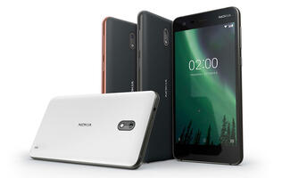 The Nokia 2 is an entry-level 4G handset with 2 days of battery life