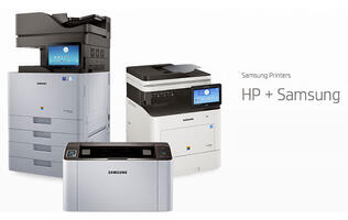 HP completes acquisition of Samsung Electronics' printer business