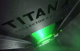 NVIDIA is making a new Titan X Collector's Edition graphics card