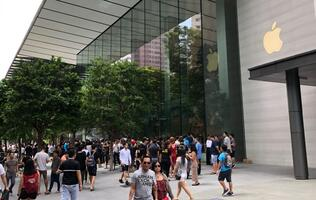 PSA: iPhone X available for same day order and pickup at Apple Orchard Road