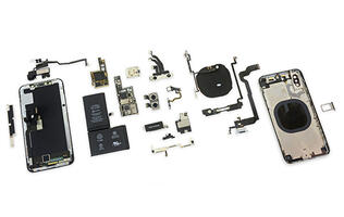 Watch iFixit take an iPhone X apart