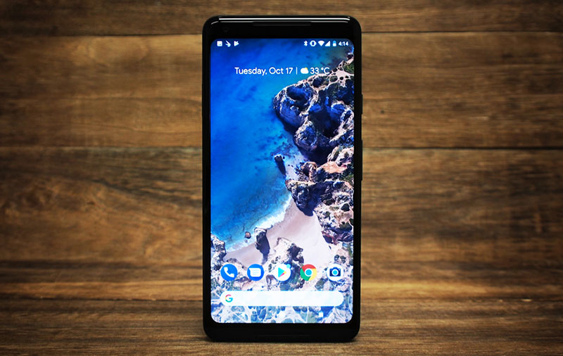 Google issues November software update for Pixel 2 phones