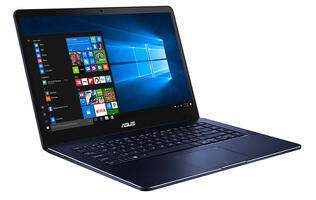 ASUS ZenBook Pro UX550 review: More premium business notebook than gaming machine